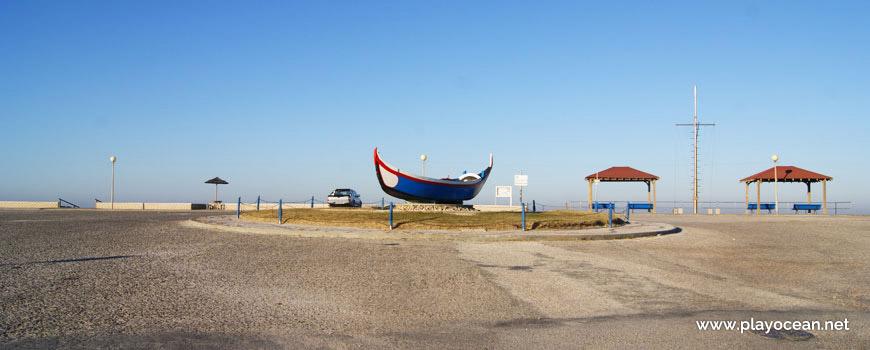 Mar Cova dOuro monument