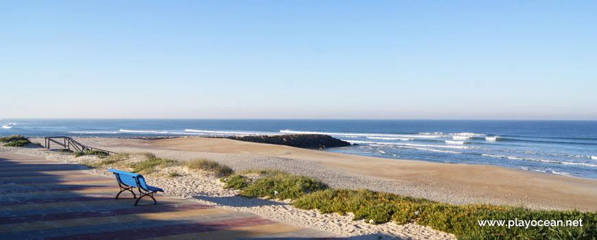 Praia da Cova Gala (North) Beach