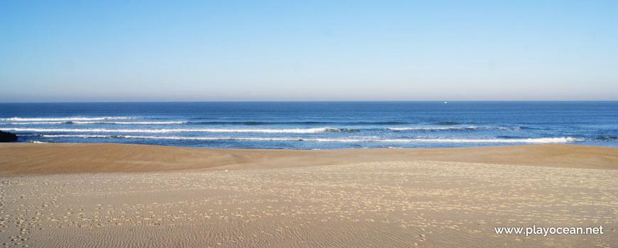 Mar na Praia da Cova Gala (Norte)