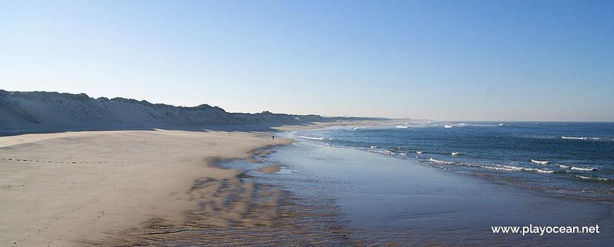 Beira-mar, Praia da Cova Gala (Sul)