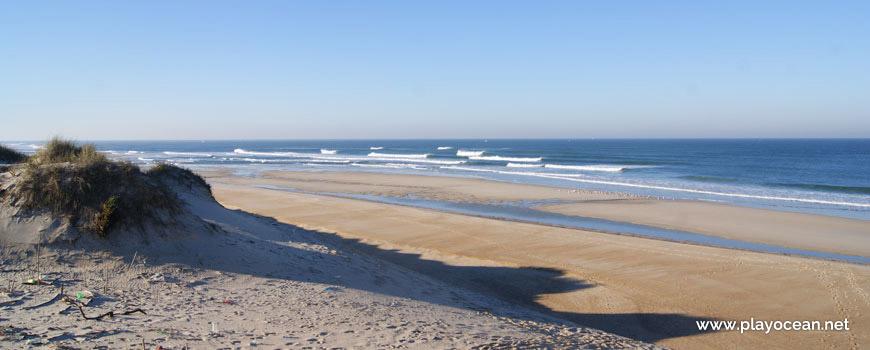 Praia da Cova Gala (South) Beach