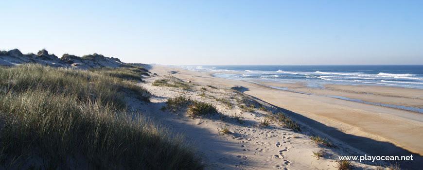 South at Praia da Cova Gala (South) Beach