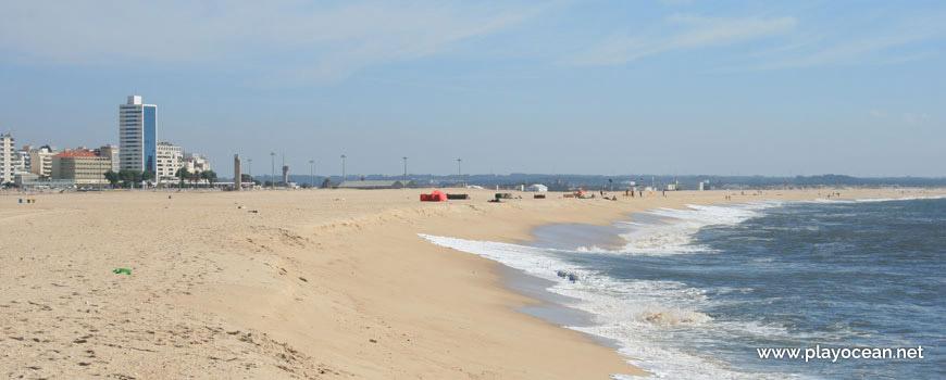 Beira-mar, Praia do Alto do Viso