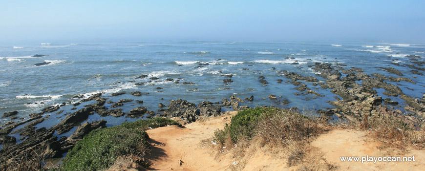 Descida à Praia da Fonte das Pombas