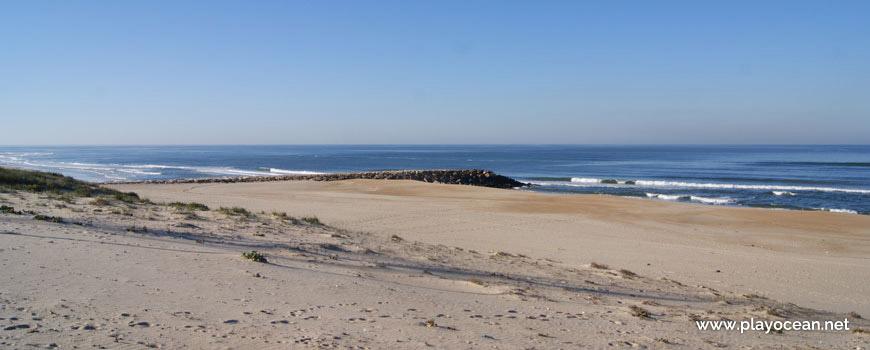 Pontão, Praia da Leirosa