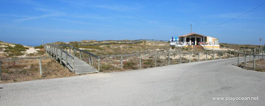 Acesso à Praia da Murtinheira