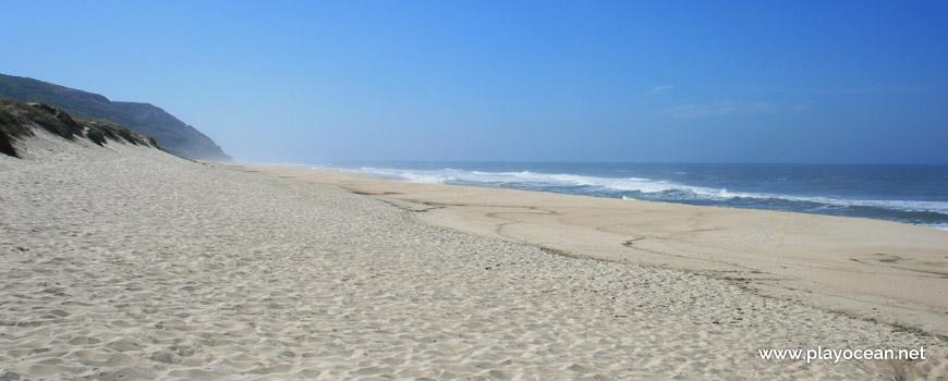 Sul na Praia da Murtinheira