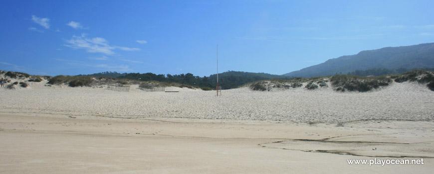 Posto do nadador-salvador, Praia da Murtinheira