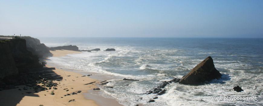 Praia da Pedra da Nau Beach