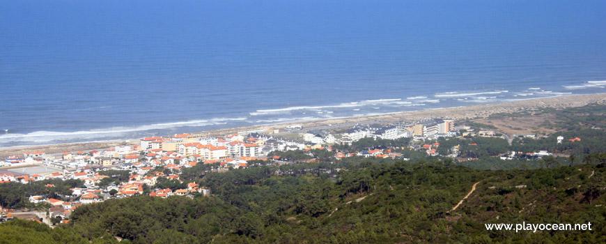 Panorâmica da Praia de Quiaios