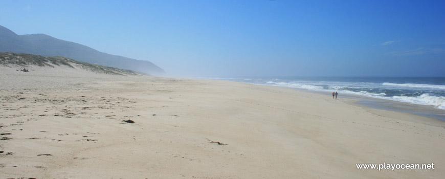 Sul da Praia de Quiaios