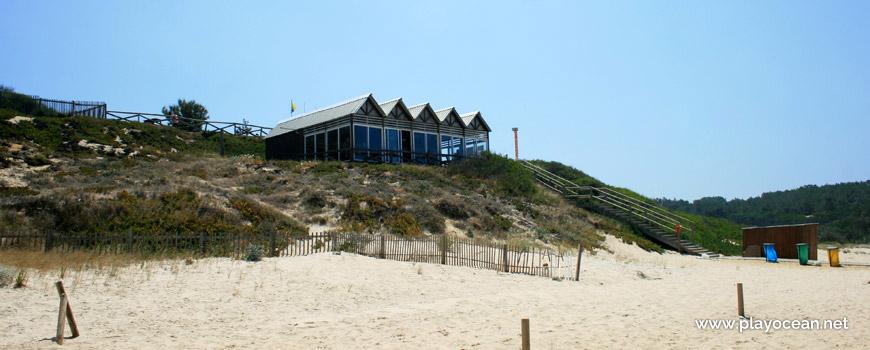 Bar Praia da Aberta Nova