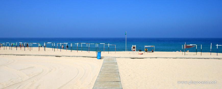 Areal Praia da Aberta Nova