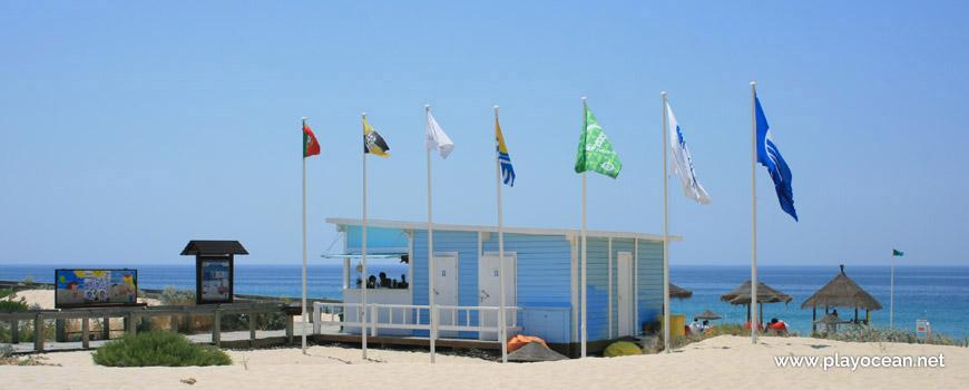 Estandardes da Praia da Comporta