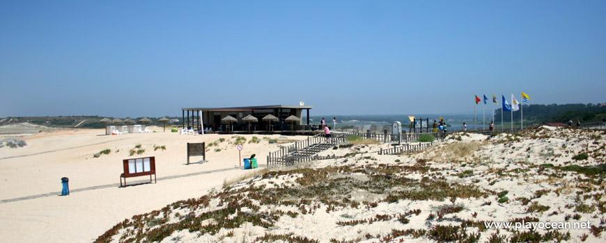 Praia de Melides Beach bar