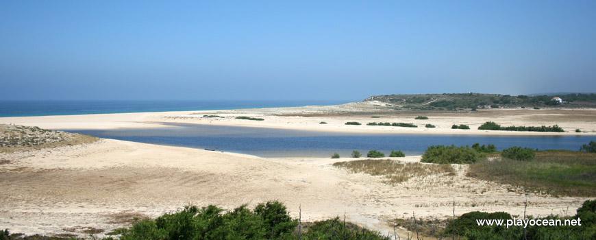 Praia de Melides e Lagoa de Melides