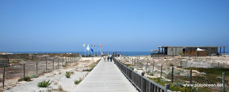 Acesso Praia de Melides
