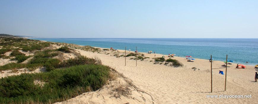 Sul Praia do Pêgo