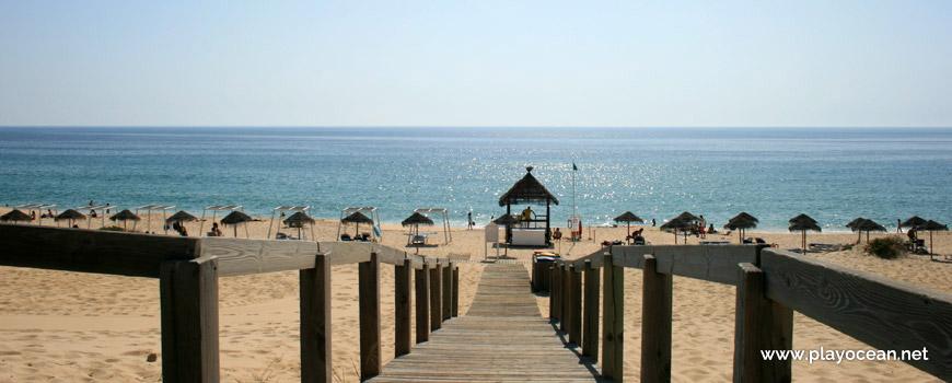 Área de concessão da Praia do Pêgo
