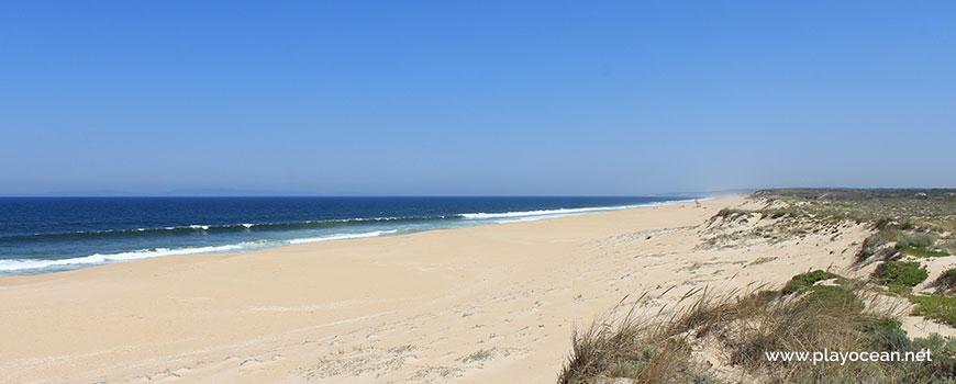 Norte na Praia da Sesmaria