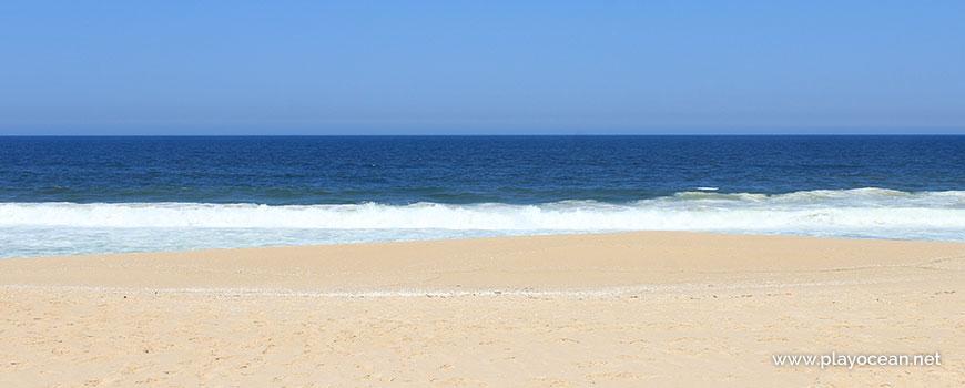 Mar na Praia da Sesmaria