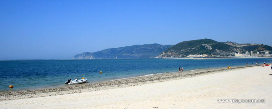 Praia de Tróia-Bico das Lulas Beach