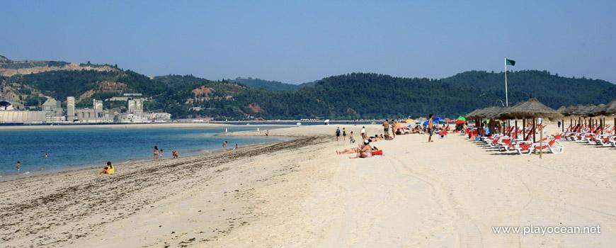 Praia de Tróia-Bico das Lulas e concessão