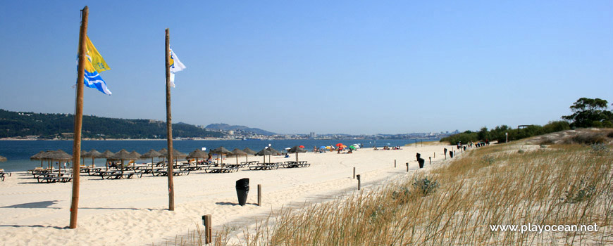 Praia de Tróia (Sea) Beach