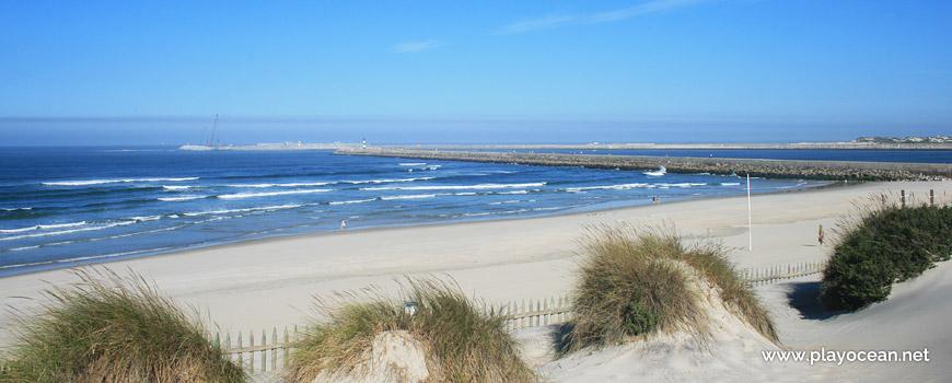 Zona Norte da Praia Nova