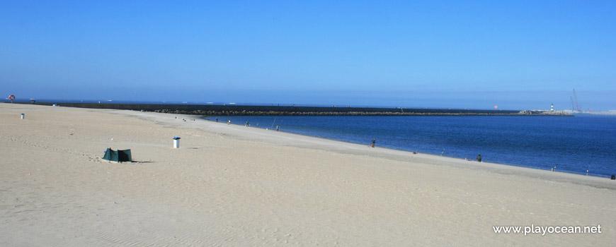 Sand at Praia Velha Beach