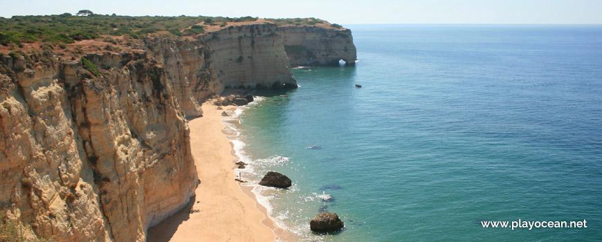 East at Praia da Afurada Beach