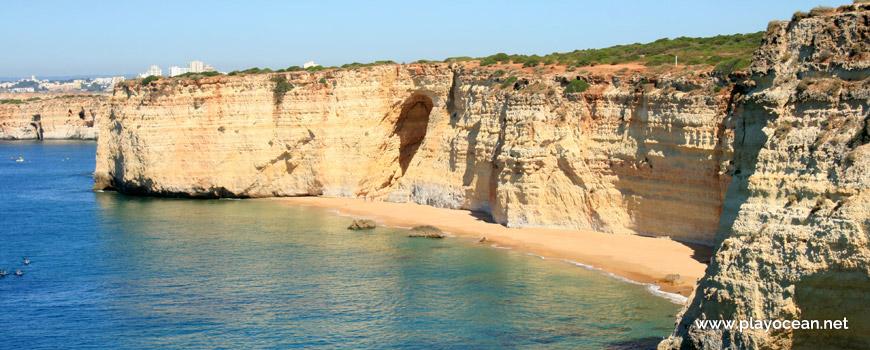 Praia da Afurada Beach