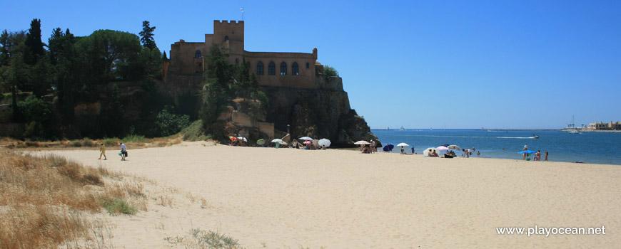 The São João de Arade Castle