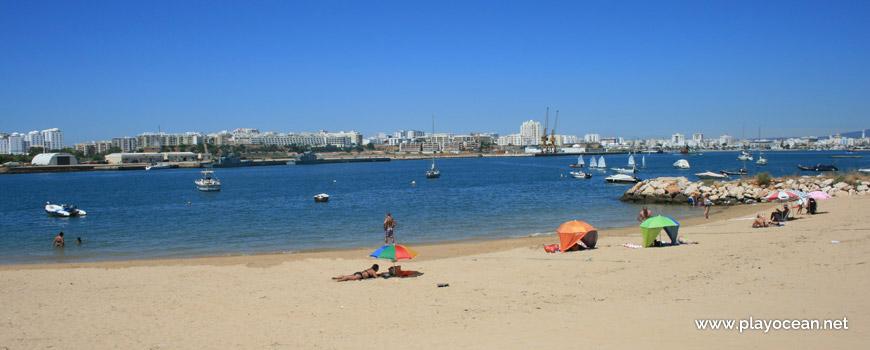 Praia da Angrinha Beach