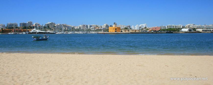Seaside at Praia da Angrinha Beach