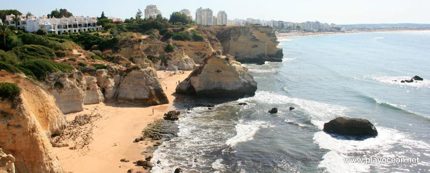 East at Praia dos Beijinhos Beach