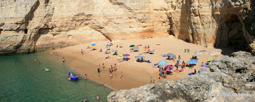 Areal na Praia do Cavalho