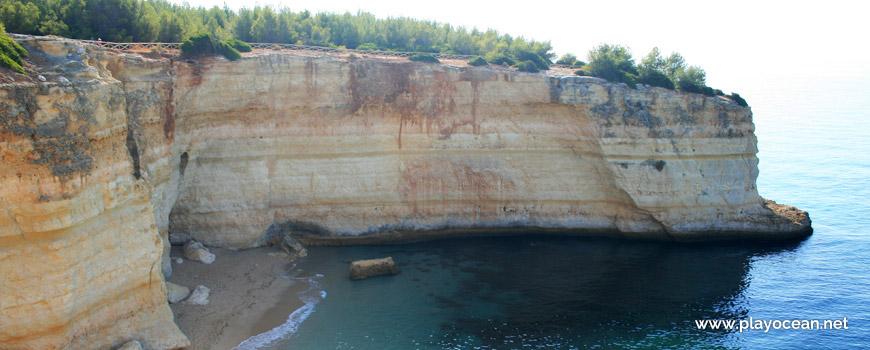 Cliff, Praia da Corredoura Beach