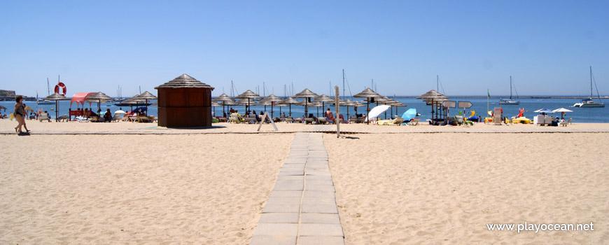 Access to Praia Grande Beach