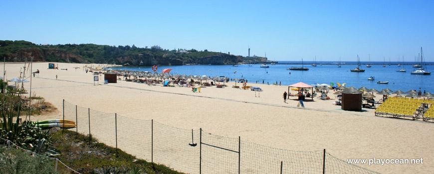 South at Praia Grande Beach