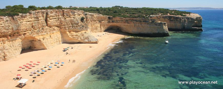 Praia da Malhada do Baraço