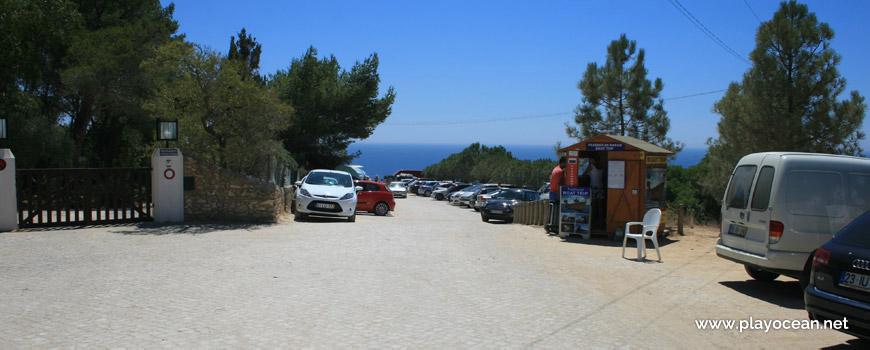 Estacionamento, Praia da Marinha