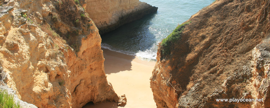 Seaside at Praia dos Tremoços (West) Beach