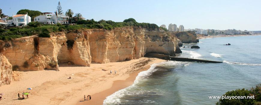 Areal da Praia dos Tremoços