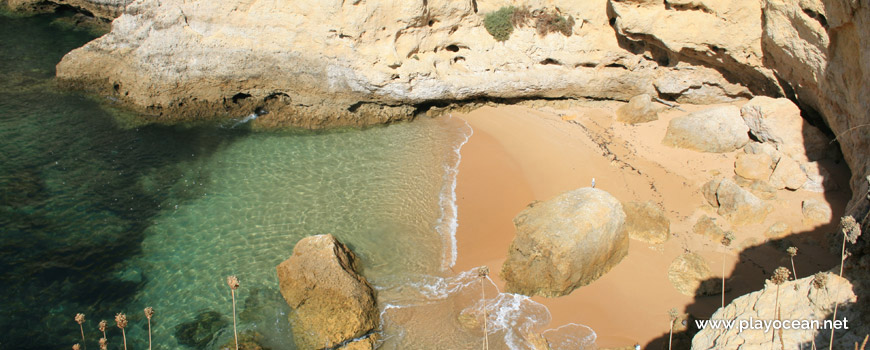 Areal da Praia do Vale Espinhaço