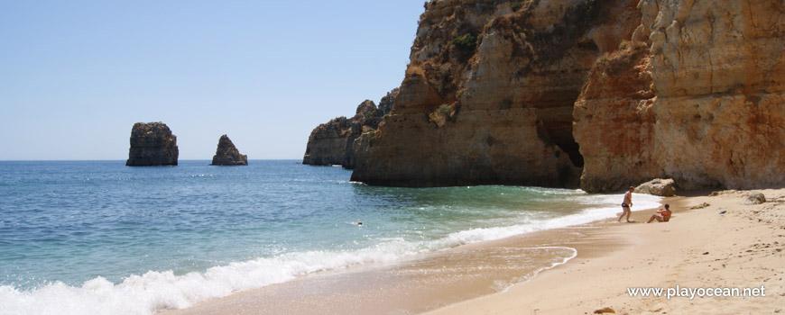 Sul na Praia da Balança