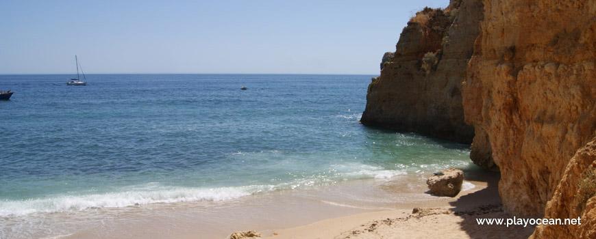 Beira-mar na Praia da Balança