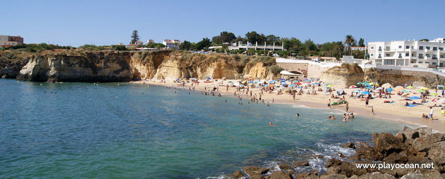 Panoramic of Praia da Batata Beach