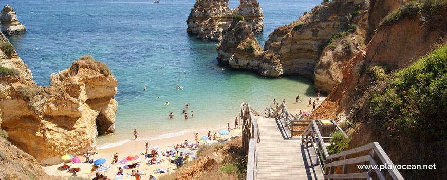 Access to Praia do Camilo Beach