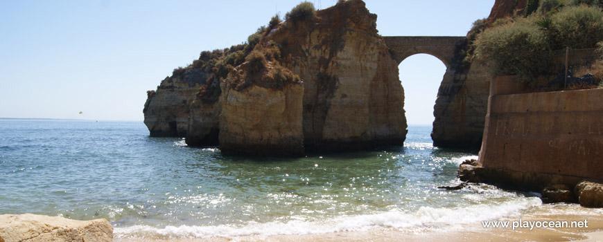 Ponte na Praia dos Estudantes